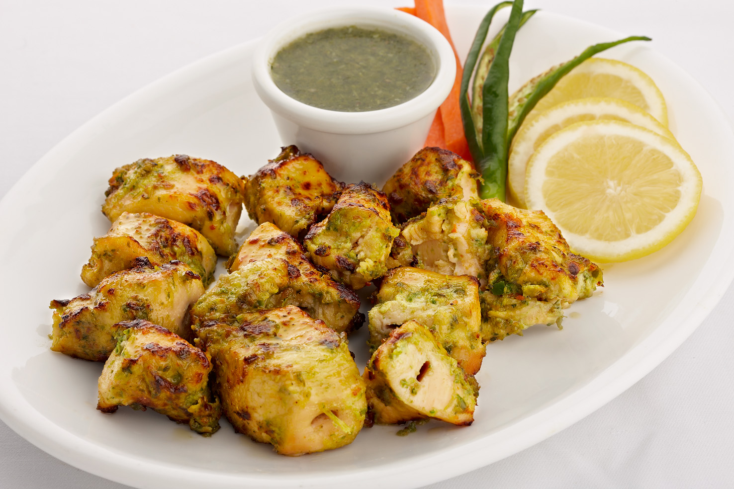 Chicken Malai Boti Dirty Apron Recipes